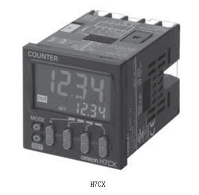 OMRON Multifunction Counter/Tachometer H7CX-_-N